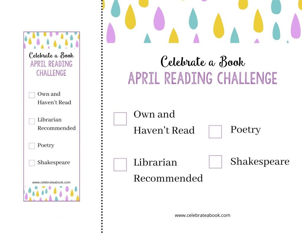 Join the April Reading Challenge for some April Family Fun