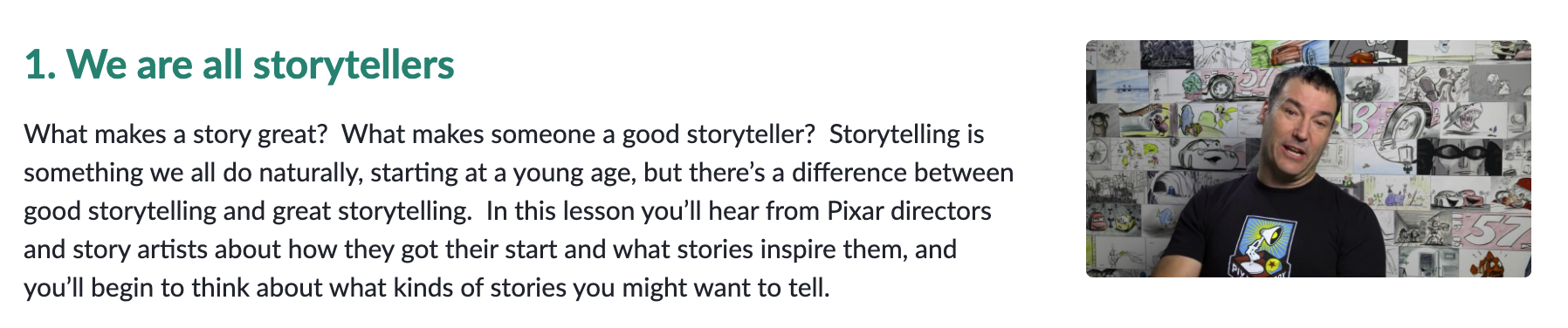 The art of storytelling with help you unpack the ideas behind good stories. Explore storytelling with your kids.