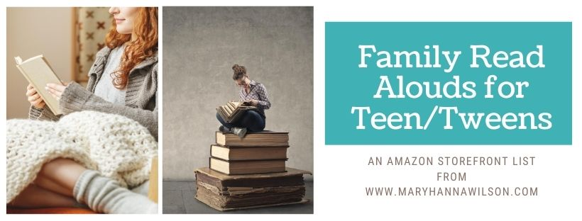 Family Read Aloud with Teens