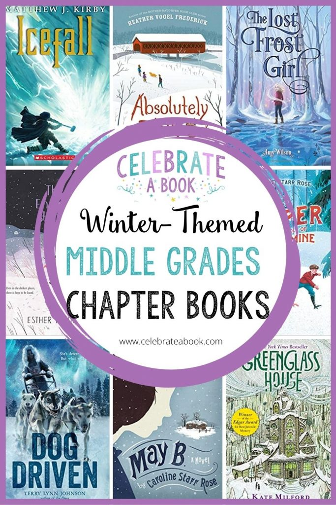 Check out this list of winter books for middle grades this year.