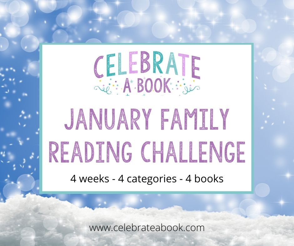 Join the January reading challenge for families.