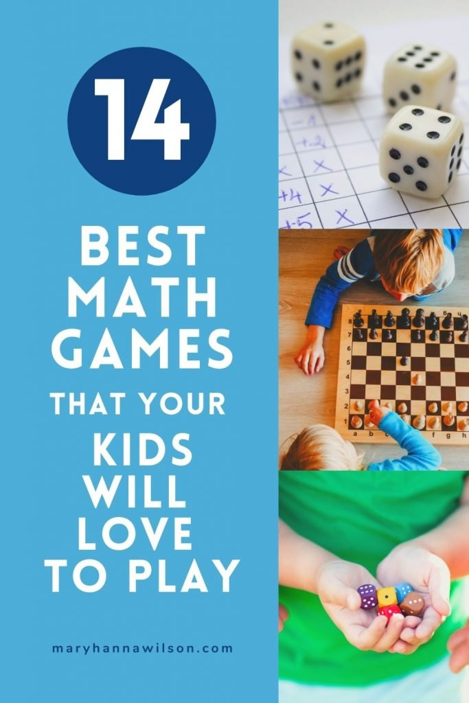 The Best Math Games Your Kids Will Love to Play