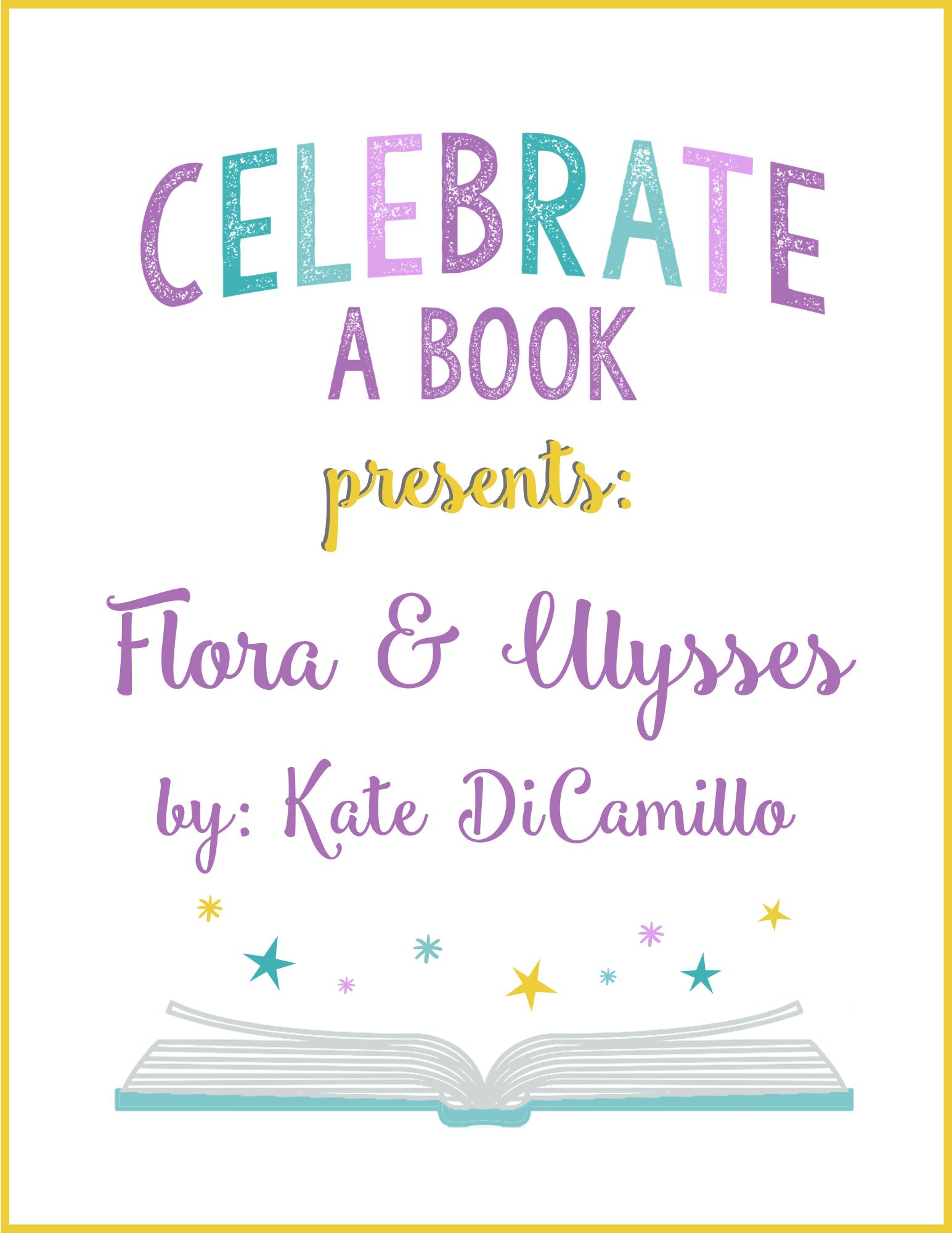 Flora & Ulysses Book Club Guide