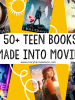Teen books into movies